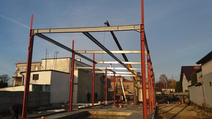 konstrukcje stalowe sosnowiec