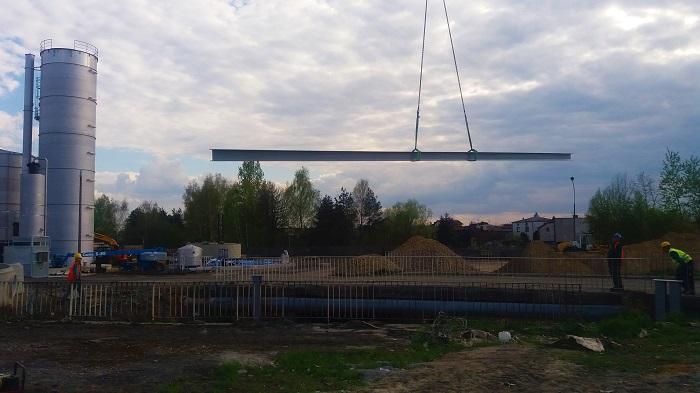 konstrukcje stalowe Myszkow